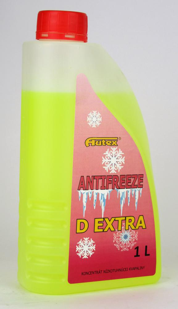 AUTEX ANTIFREEZE D EXTRA 1L