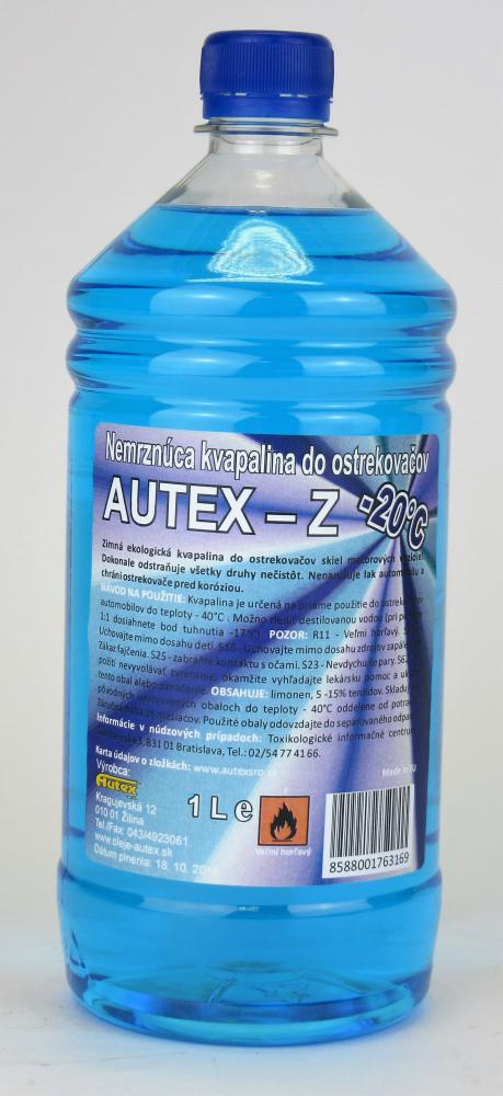 AUTEX Z -20°C 1L PET
