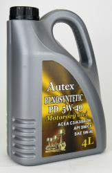 AUTEX PLNOSYNTETIC PD 5W-40  4L